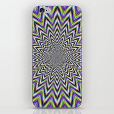 Starry Pulse iPhone & iPod Skin