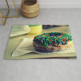 Doughnut Rug