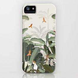 Madagascar Palm iPhone Case
