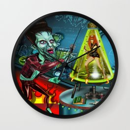 Lux & Ivy Wall Clock