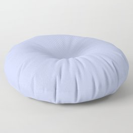 Kiss of Spring ~ Periwinkle Coordinating Solid Floor Pillow