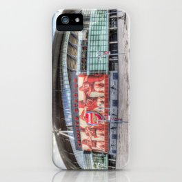 Arsenal Football Club Emirates Stadium London iPhone Case
