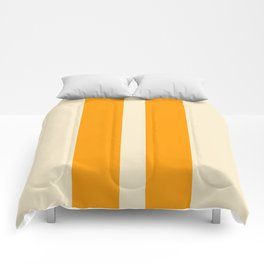 Orange and Stripes - The University of Tennessee  Comforters