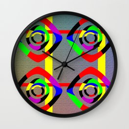 Loudly quiet Wall Clock