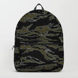 Tiger Camo Backpack
