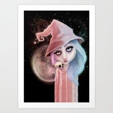 Astro Charmer Art Print