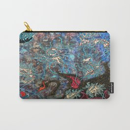 Obsidian night Carry-All Pouch