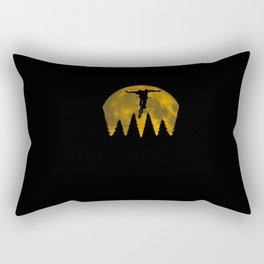 MTB Rectangular Pillow