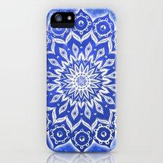 okshirahm, blue crystal Slim Case iPhone (5, 5s)