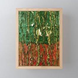 freddy kruger Framed Mini Art Print