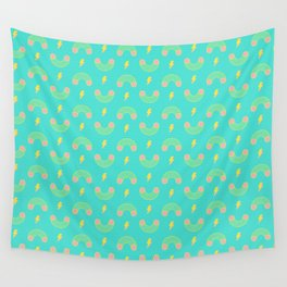Memphis Style N°9 Wall Tapestry