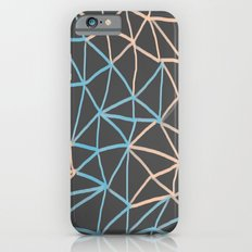 Non-linear Points iPhone 6s Slim Case