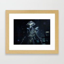 AVIATOR Framed Art Print