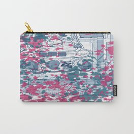 Abstract pattern 25 Carry-All Pouch