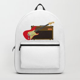 Electric Rock Backpack