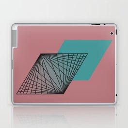 Triangular Grid - Sacred Geometry Laptop & iPad Skin