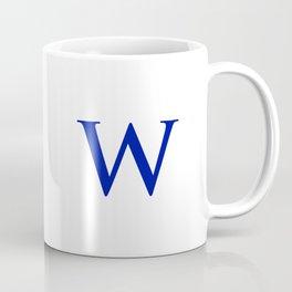 Wellesley Superhero Symbol Coffee Mug