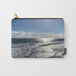 Vero Beach Waves Carry-All Pouch
