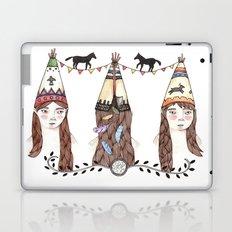 Tipi Party Laptop & iPad Skin