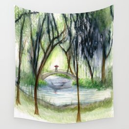 The Forest Wall Tapestry