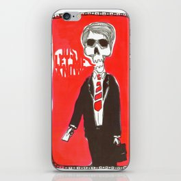 Just let me know iPhone Skin