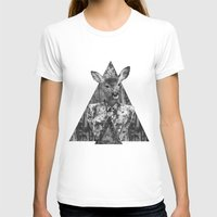 ariana grande T-shirts featuring ▲BOSQUE▲ by Kris Tate