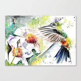 Hummingbird 3 Canvas Print