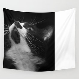 Whiskers  Wall Tapestry