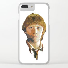 Ron Clear iPhone Case