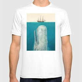 The Whale - option T-shirt