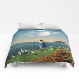Watching Planets Comforters