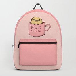 Pug of Tea Backpack