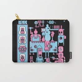 in Dark Carry-All Pouch