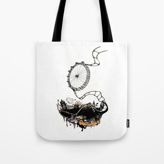 New British Film Festival Tote Bag