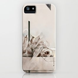 Lucid Mechanisms iPhone Case