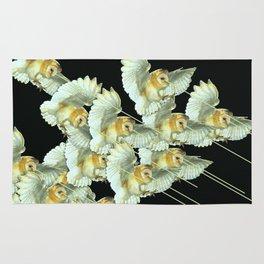 Killer Owls Rug