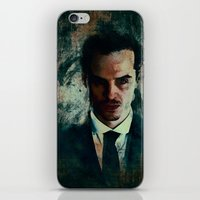 moriarty iPhone & iPod Skins featuring Moriarty by Sirenphotos