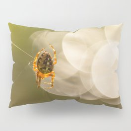 Autumn is Spiders Time #decor #society6 #buyart Pillow Sham