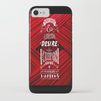 motivational iPhone & iPod Cases featuring Have Faith... Motivational quote by AnnaF31