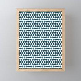 Spirals Framed Mini Art Print