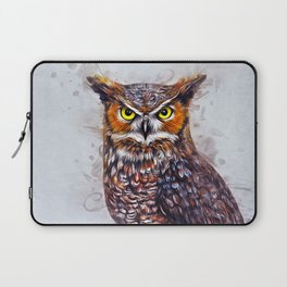 Wise Owl Laptop Sleeve