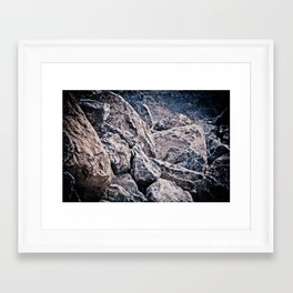 Debris Framed Art Print