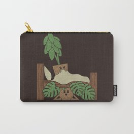 Scaredy Plant Carry-All Pouch