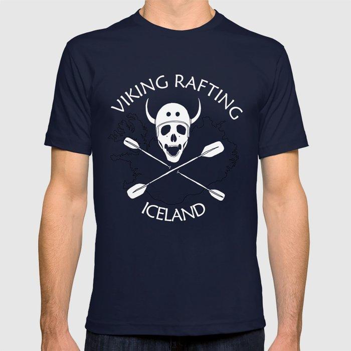 Viking Rafting Iceland T-shirt