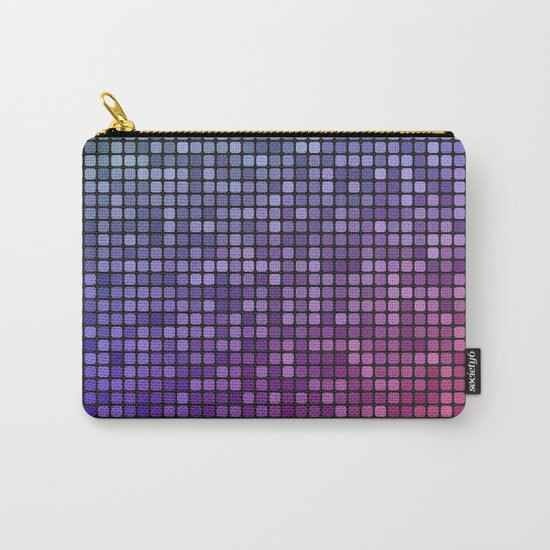 Colorful mosaic Carry-All Pouch