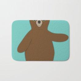 Forest Bear Nursery Set Bath Mat
