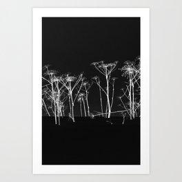 another winter Art Print