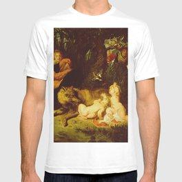 Peter Paul Rubens - Romulus and Remus T-shirt