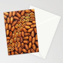 Pecan Swirl Stationery Cards