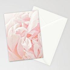 Peony Heart Stationery Cards